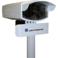 LIGHTPOINTE AireBridge System, single beam 250 Mbps full duplex,PoE power.(Recommended for 200-600 meters)