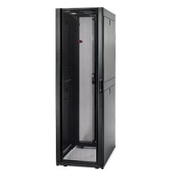 APC NetShelter SX 48U 600mm Wide x 1070mm Deep Enclosure with Sides Black
