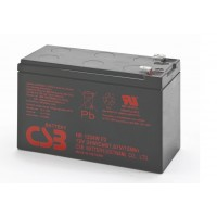 CSB HR1234W 12V/34W,15MIN High Rate (9Ah)