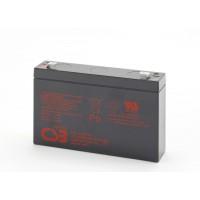 CSB HRL634WF2 VRLA 6V-34W/15MIN High Rate