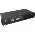 PULSAR  R812P R 12V/8x1.5A/PTC RACK mounted power supply for up to 8 analog cameras