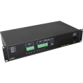 PULSAR  R812T R 12V/8x1,5A/TOPIC RACK mounted power supply for up to 8 analog cameras