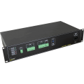 PULSAR  RUPS812P RUPS 13,8V/8x1A/PTC RACK mounted buffer power supply for up to 8 analog cameras