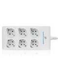 UBIQUITI mPower-Pro Ubiquiti,mFi,mFi mPower, 6 sockets EU, Wifi