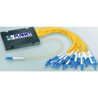 PLANET EPL-SPT-8 GEPON Splitter (1x8 PLC Splitter, Wavelength 1260 ~ 1650 nm)