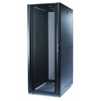 APC NetShelter SX 42U 750mm Wide x 1200mm Deep Enclosure with Sides Black