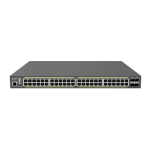 ENGENIUS ECS1552P Cloud Managed 410W PoE 48Port Network Switch with Surveillance Features