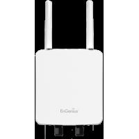 ENGENIUS ENH220EXT Outdoor AP 11b/g/n 2.4 300Mbps 2T2R 2*5dBi N-Type Omni 2*GbE pPoE+at IP68