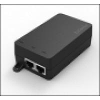 ENGENIUS EPA2406FP PoE Adapter, AC 100V~260V input, 24V/0.6A output, 10/100 Fast Ethernet