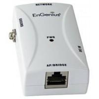 ENGENIUS EPE-24R (10/100 RESET POE) 24V Proprietary PoE injector Compliant Models: ENH200(EXT), ENH202, ENH500