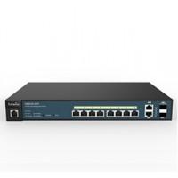 ENGENIUS EWS5912FP Wireless Management 20AP  8-port  GbE PoE.at 130W 2GbE 2SFP L2 13i