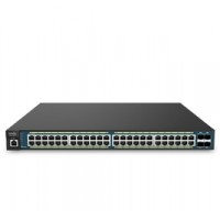 ENGENIUS EWS7952FP Wireless Management 50AP PoE GbE 48-port PoE.at 740W 4SFP L2 19i
