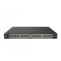 ENGENIUS EWS7952P Layer 2 Managed PoE+ Switch With WLAN Controller & Centralized Network Management