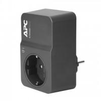APC PM1WB-GR APC Home/Office SurgeArrest 1 Outlet 230V, Black, Germany
