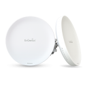 ENGENIUS Enstation5-AC(EnJet) 5 GHz 11ac Wave 2 Long-Range PtP Outdoor Access Point/Wireless Bridge
