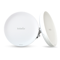 ENGENIUS Enstation5-AC(EnJet) 5 GHz 11ac Wave 2 Long-Range PtP Outdoor Access Point/Wireless Bridge