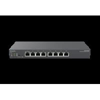 ENGENIUS EWS2908P 8-Port Managed Gigabit 55W 802.3af Compliant PoE+ Network Switch