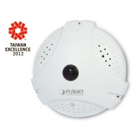 PLANET ICA-HM830W 2 Mega-Pixel Wireless Fisheye IP Camera