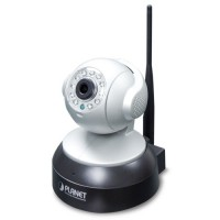 PLANET ICA-W7100 720P Wireless IR PT IP Camera