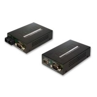 PLANET ICS-105A RS-232/422/485 over Fast Ethernet Media Converter (SFP) – Vary on module
