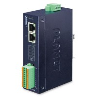 PLANET IECS-1116-DI Industrial EtherCAT Slave I/O Module with Isolated 16-ch Digital Input