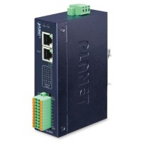 PLANET IECS-1116-DO Industrial EtherCAT Slave I/O Module with Isolated 16-ch Digital Output