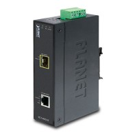 PLANET IGT-805AT Industrial 10/100/1000BASE-T to 100/1000BASE-X SFP Media Converter