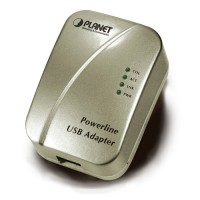 PLANET PL-104U Powerline USB Adapter (direct-attached)
