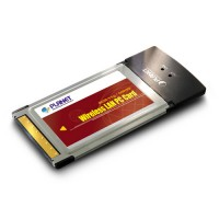 PLANET WML-3565 802.11g Wireless MIMO PC Card