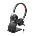 VBET VT9605 BT E+Base+USB BT dongle Bluetooth Headset