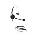 VBET VT5000UNC QD+RJ9(03) Wired Headset with RJ9(03)