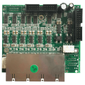 XORCOM XR0036 6 FXS (Foreign Exchange Station), 2 FXO (Foreign Exchange Office) Telephony Line Interface Module