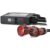 APC AP7175B In-Line Current Meter, 32A, 230V, IEC309-32A 3-PH, 3P+N+G