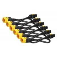 APC AP8714S  Power Cord Kit (6 ea), Locking, C19 to C20, 1,2m