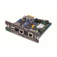 APC AP9635 UPS Network Management Card 2 w/ Environmental Monitoring, Out of Band Access and Modbus