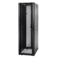 APC NetShelter SX 48U 600mm Wide x 1070mm Deep Enclosure with Sides Black