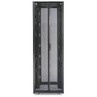 APC AR3157 NetShelter SX 48U 750mm Wide x 1070mm Deep Enclosure with Sides Black