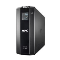 APC BR1600MI Back UPS Pro BR 1600VA, 8 Outlets, AVR, LCD Interface