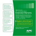 APC WBEXTWAR3YR-SP-01 Service Pack 3 Year Warranty Extension (for new product purchases)