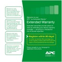 APC WBEXTWAR3YR-SP-01A Service Pack 3 Year Warranty Extension (for new product purchases)