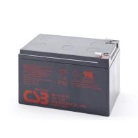 CSB  GP12120F2 VRLA 12V-12Ah