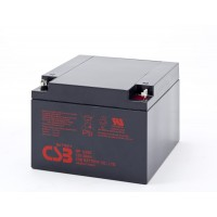 CSB GP12260 VRLA 12V-26Ah