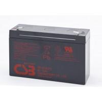 CSB GP6120F2, VRLA 6V-12Ah