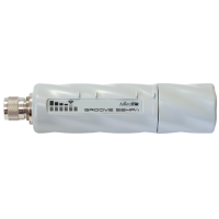 MIKROTIK RBGrooveA-52HPn Outdoor CPE, 2.4/5GHz 802.11a/b/g/n , RouterOS Level3