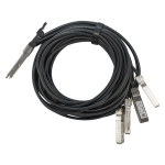 MIKROTIK Q+BC0003-S+ - 40 Gbps QSFP+ brake-out cable to 4x10G SFP+