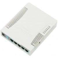 MIKROTIK RB951G-2HnD2.4Ghz 1000mW AP, 5xGigabit Ethernet, USB