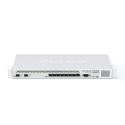 MIKROTIK CCR1036-8G-2S+EM Cloud Core Router, 8x GB LAN,16GB RAM, 2xSFP+ cage, Level6, RM 1U, PSU, LCD