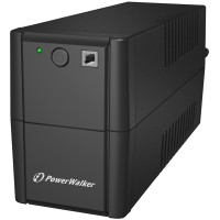 POWERWALKER UPS VI-650 SH Schuko(PS) (10120048) 650 VA Line Interactive