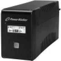 POWERWALKER UPS VI 850 LCD(PS) (10120017) 850 VA Line Interactive with LCD