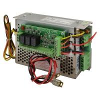 PULSAR PSBOC501235 PSBOC 13,8V/3,5A/OC εσώκλειστο παλμοτροφοδοτικό με φόρτιση με τεχνικές εξόδους